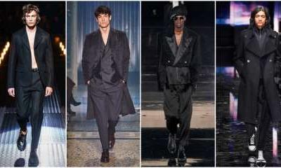 The resurgence of the funeral suit