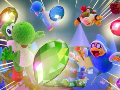 Review: 'Yoshi's Crafted World' Is Super Softcore