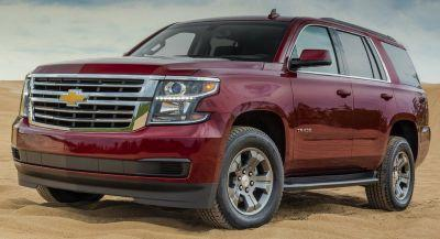 2018 Chevrolet Tahoe Custom Announced, Priced From $44,995