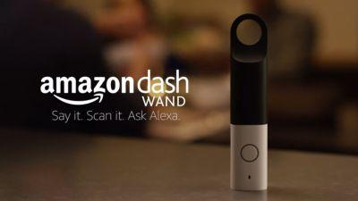 Amazon Dash Wand is a handy way to use Alexa, no Echo required