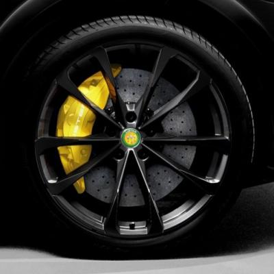 Lister Teases The Brakes Of The World's Fastest SUV