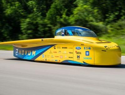 Sun-Day Driver: We Test The University of Michigan's Solar Car!