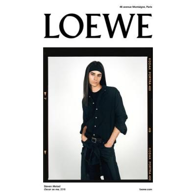 Loewe Releases Men's Spring/ Summer 2019 Campaign