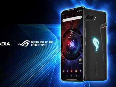 Stadia Will Be Preloaded Onto The Next ASUS ROG Phone