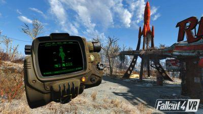 Fallout 4, Skyrim and DOOM VR Versions Officially Dated