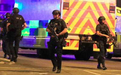 19 dead in suspected terror attack at Ariana Grande concert in Manchester