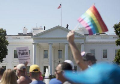Transgender Community Stunned, Angry over President Trump's Tweets