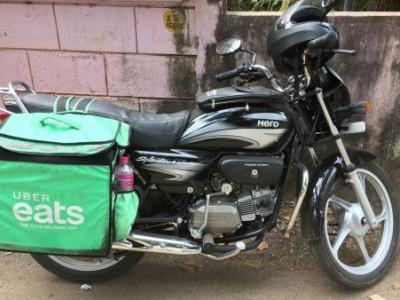 Uber offloads Indian food delivery business to Zomato in all-stock deal