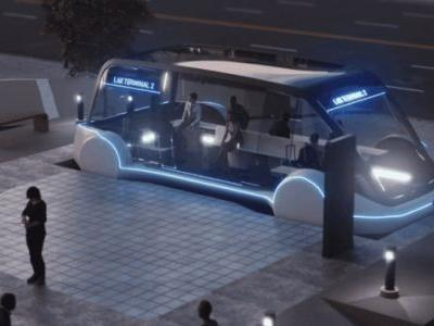 Elon Musk Says High-Speed Subway Test Tunnel Will Open December 10in L.A
