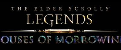 The Elder Scrolls: Legends expansion 'Houses of Morrowind' is here