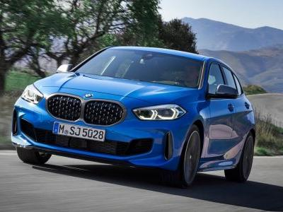 The Wider, Taller And FWD BMW 1-Series Has Arrived