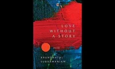 It's only words. An excerpt from the book of poetry, Love Without A Story!