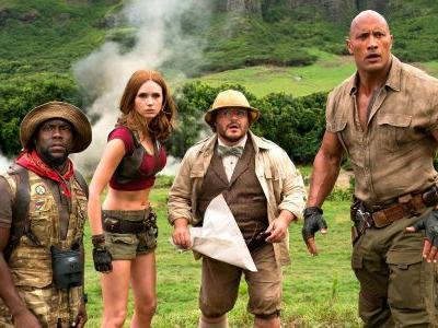 Jumanji: Welcome to the Jungle Trailer 2 - The Game Plays Us Now