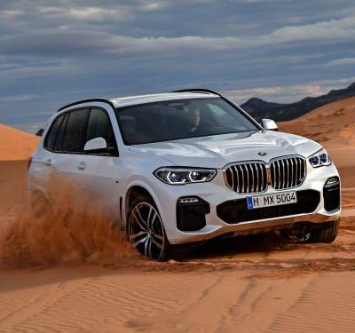 BMW just unveiled its new high-tech X5 SUV to take on Mercedes-Benz and Lexus
