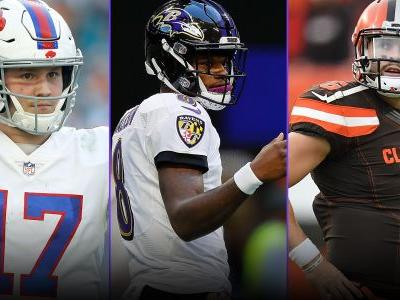 NFL Draft 2018, revisited: Baker Mayfield, Josh Allen, Lamar Jackson picks look smart with playoff success