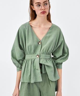 2019 Trend Forecast: Puffy Sleeves Aren't Going Anywhere