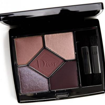 Dior Tutu (769) Eyeshadow Palette Review & Swatches