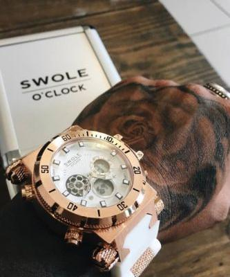 Atypicalconcepts: THE ANASTASIA 43MM V4by SWOLE O`CLOCK View