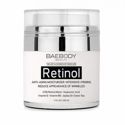 Baebody Retinol Moisturizer Cream Is Reportedly The Trendiest Product For Amazon Prime Day