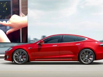 Tesla's Version 9 Update Includes Arcade Games And Dashcam Function