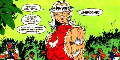 15 Most Powerful Comic Book Characters Who Only Appeared Once