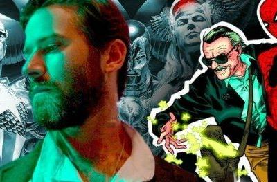 Armie Hammer Apologizes for Bashing Stan Lee Tributes, Accepts