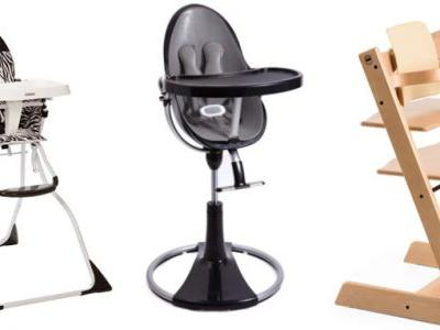 High chair safety for children addressed in new standard