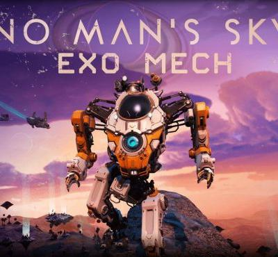 No Man's Sky becomes No Mech's Sky with latest update