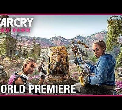 The Game Awards: Far Cry: New Dawn Is A Post-Apocalyptic Montana Romp