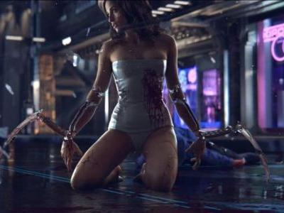 Cyberpunk 2077's World Will be Fully Handcrafted