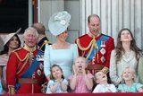 Prince George and Princess Charlotte Were as Cute as Ever at Trooping the Colour