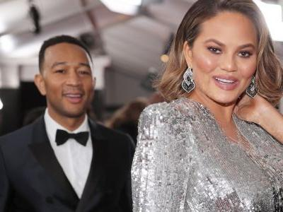 Trump complains that Chrissy Teigen and John Legend are stealing all his credit for new criminal justice reforms