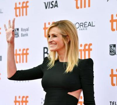 Julia Roberts Had the Perfect Response to Someone Hating on Her Manicure