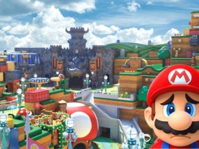 Universal Studios Japan delays Super Nintendo World's opening once again