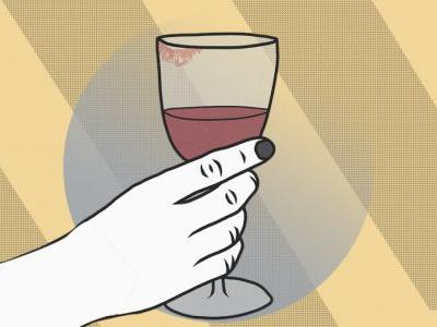 Wine glasses have been getting bigger over the last two decades