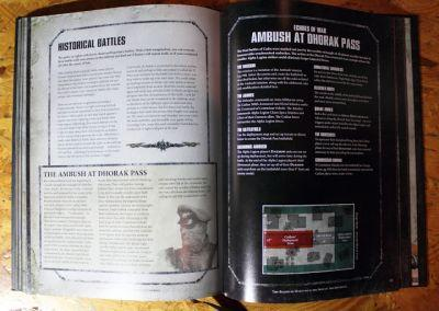 Review: Warhammer 40k 8th Edition & Dark Imperium by Sigur 3: Setup and Advanced Rules