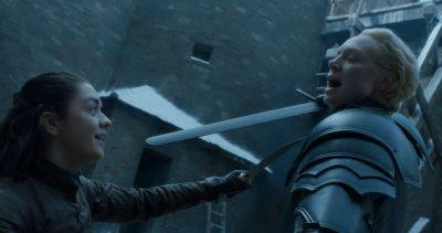 Arya Battles Brienne With Lightsabers in New Fan Mashup