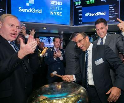 SendGrid Goes Public for $131M in First Techstars Accelerator IPO