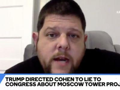 Buzzfeed Reporter Smacks Down Chatter That Michael Cohen Was His Source on Shocking Trump Story: That's 'F*cking Bullsh*t'