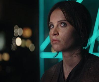That Moment In 'Rogue One: A Star Wars Story' When Jyn Finds Gerrera