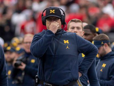 UM mailbag: Jim Harbaugh may leave someday, but not today