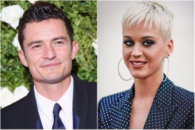 Katy Perry and Orlando Bloom look like a couple again