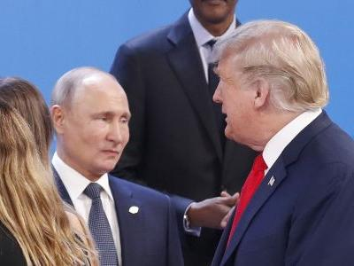 Putin tells Trump in New Year's letter he's open to meeting