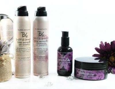 New Bumble and bumble hair care!