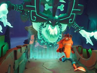 Crash Bandicoot 4: It's About Time Showcases Pirated-Themed Level With Classic And New Features