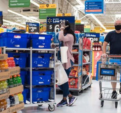 Walmart Joins Starbucks and Costco in Requiring Masks for All Customers