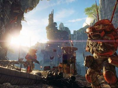 Anthem's Recent Map Reveal Is More Or Less The Final Size of The Game's World