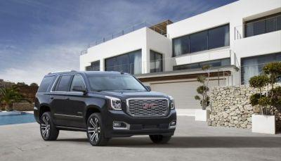 Professional Grate: 2018 GMC Yukon Denali Gets New Grille, 10-Speed Automatic