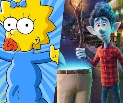 Pixar's Onward Set to Feature The Simpsons Short Ahead of Film