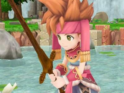 Get a Free Secret of Mana PS4 Theme on the PlayStation Store